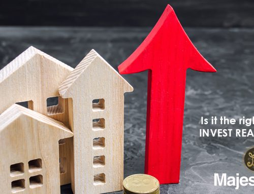 Why RIGHT NOW is a good time to Invest in Real Estate